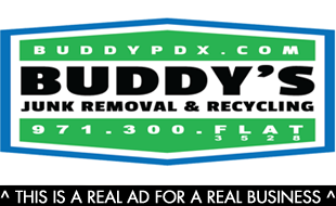 Buddy's Junk Removal & Recycling